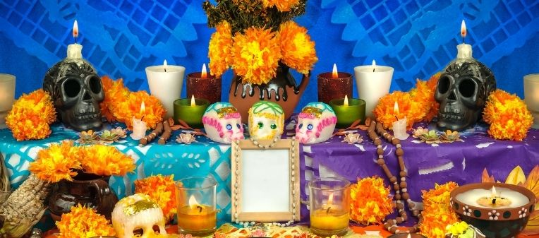 Creating Your Altar Honoring Your Departed