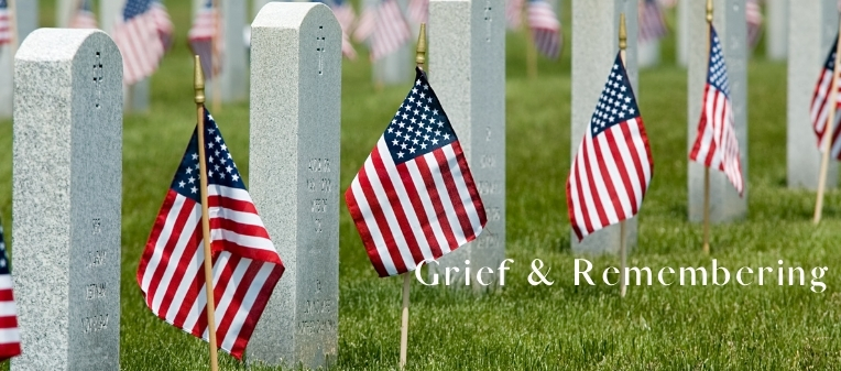 The Importance of a Moment: Grief, Remembrance, and Memorial Day