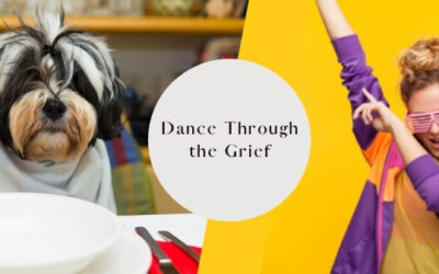 Permission to Celebrate: The Grieving Banana Cookie Dance