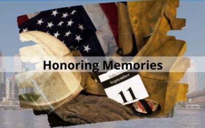 Honoring Your 911 Memory